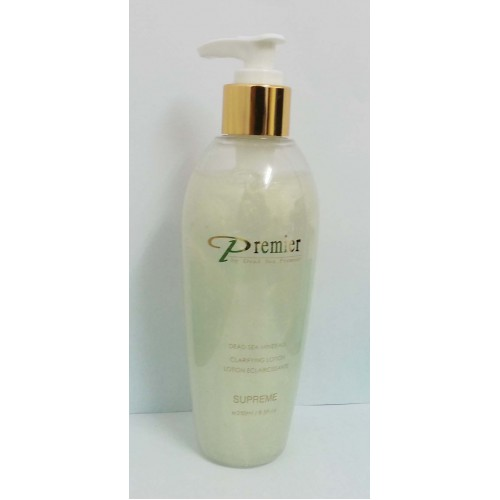 Premier Dead Sea Supreme Clarifying Lotion 250ml