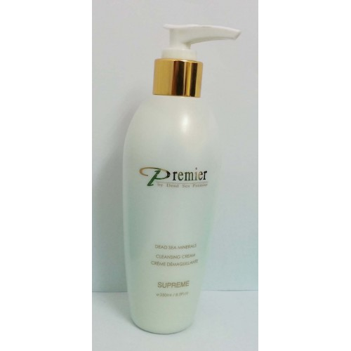 Premier Dead Sea Supreme Cleansing Cream 250ml