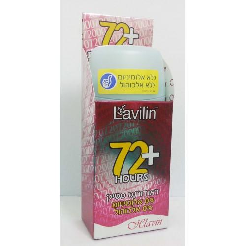 Hlavin Lavilin Deodorant Stick 72 Horas Más Rojo