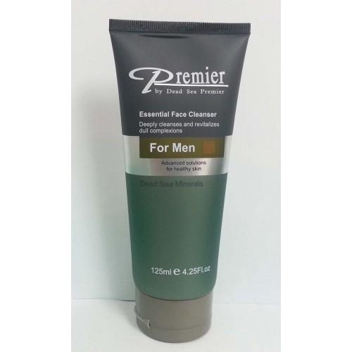 Premier Dead Sea Limpiador facial esencial para Hombres