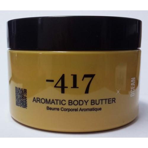 Minus 417 Dead Sea Cosmetics - Mantequilla de Cuerpo Aromática-Océano