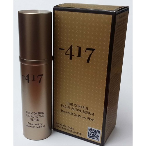 Minus 417 Dead Sea Cosmetics - Recuperación de tiempo Suero activo facial