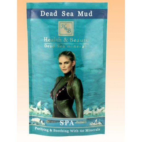 Dead Sea H&B Barro Mineral 600gr / 21.06 oz