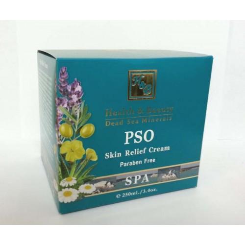 H&B Dead Sea Pso Skin Relief Psoriasis Crema