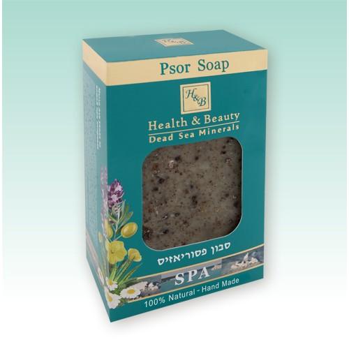 H&B Dead Sea Jabón para la psoriasis