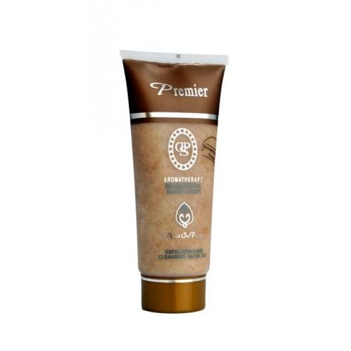 Dead Sea Premier Gel Facial Exfoliante y Limpiador