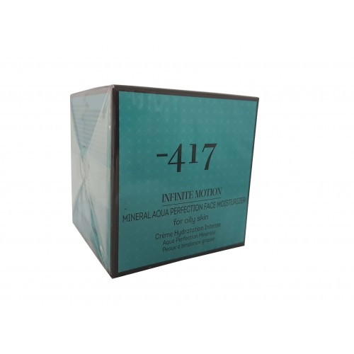 Minus 417 Dead Sea - Vitamina Hidratante Para Piel Grasa SPF20