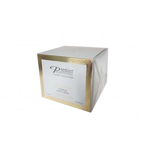 Dead Sea Premier Complejo Crema Noche (60 ml/2.04 oz)